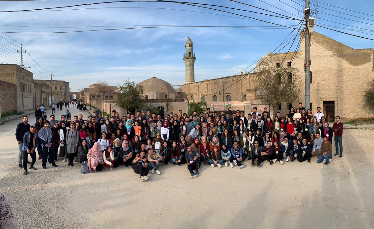 In Iraq, a Reunion Brings Young Changemakers Back Together to Learn From and Inspire One Another