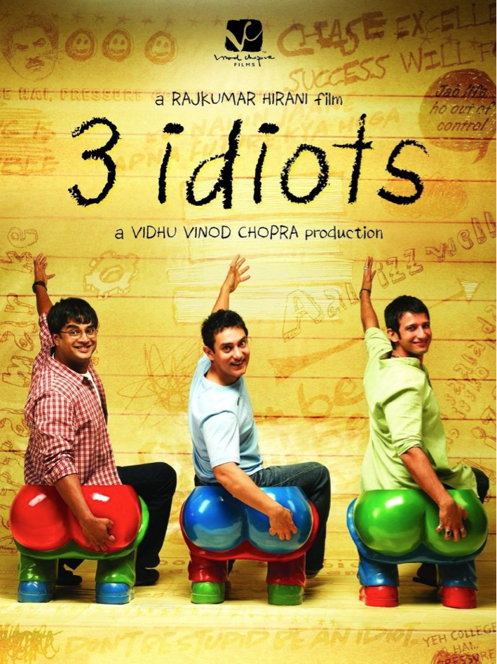 3 idiots movie story summary
