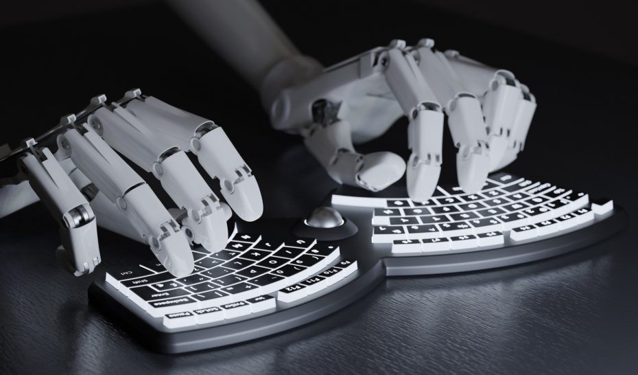 The Robot Powered Internet Chatbots Life