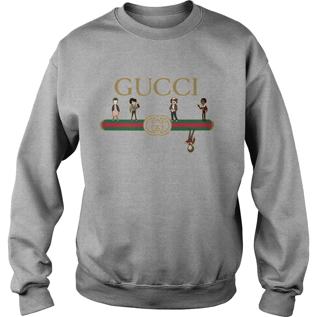 85cd49db76f    Click to buy this hoodie now  Official Gucci stranger things upside down  hoodie
