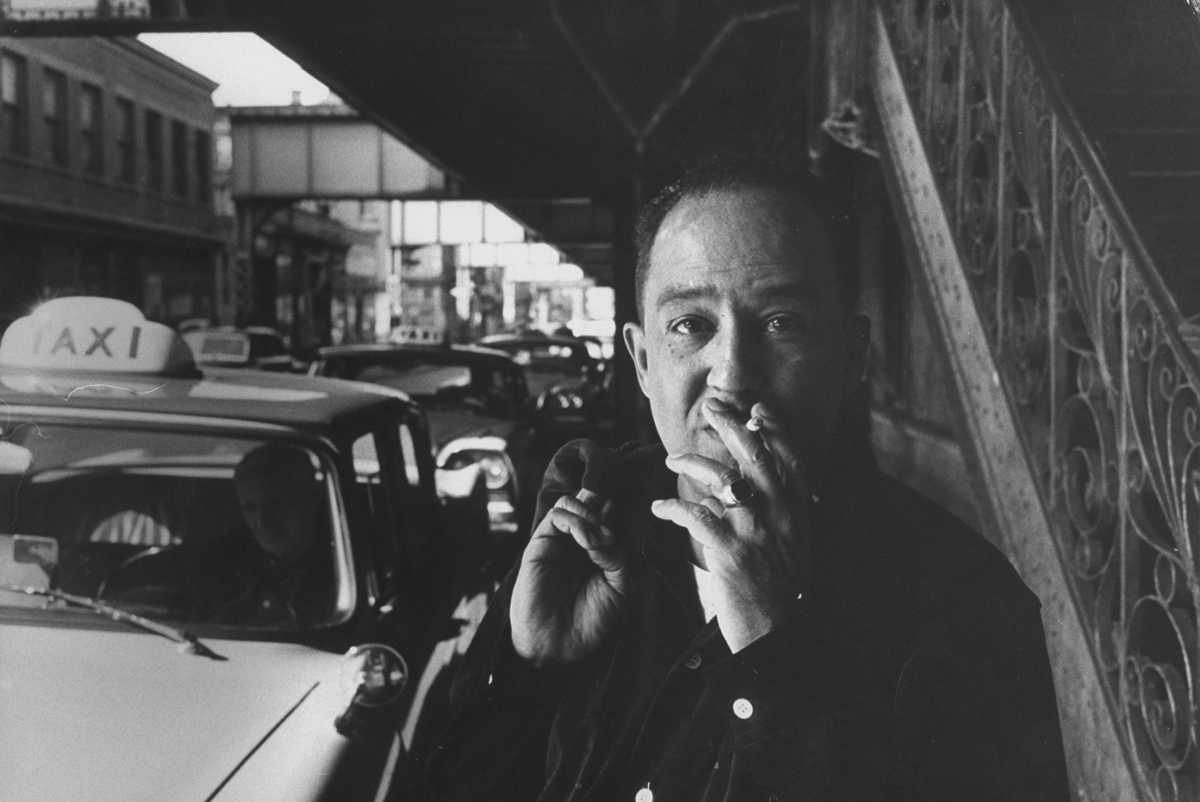 the langston hughes effect As early as age eleven, i had read poetry by langston hughes  photographer , langston hughes's patron and friend] is not nearly as important an influence.