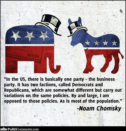 How Both Democrats And Republicans >> In Case You Missed It Both Political Parties In The U S Are Corrupt
