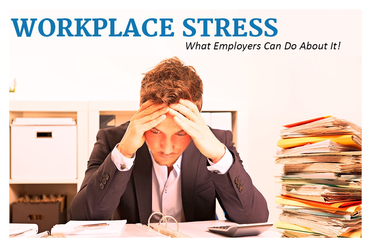 sources of stress at the workplace The workplace is a constant source of stress for individuals managers need to understand the different sources of stress work demands and nonwork.