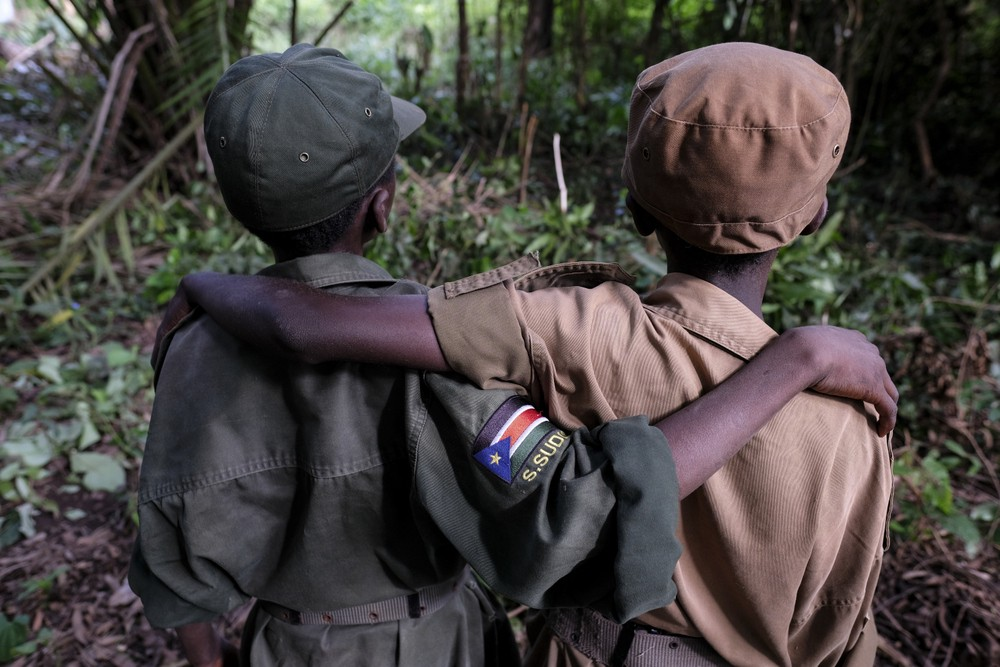 A new lease of life for former child soldiers – Protection and Aid – Medium