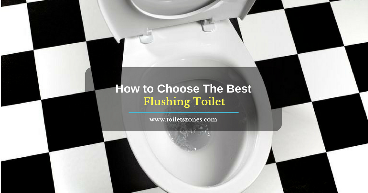 Best Flushing Toilet Reviews Amp How To Choose Them