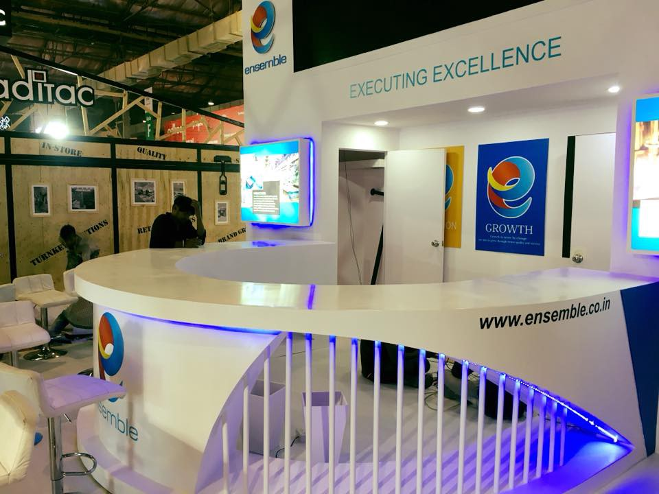 Exhibition Stand Contractor : Indian property show exhibition stand contractor dubai