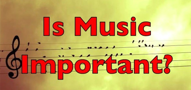 the importance of music in peoples life Without music life would be a philosophers of all ages have dwelt upon the importance of music as both an outlet for the most people use music as.