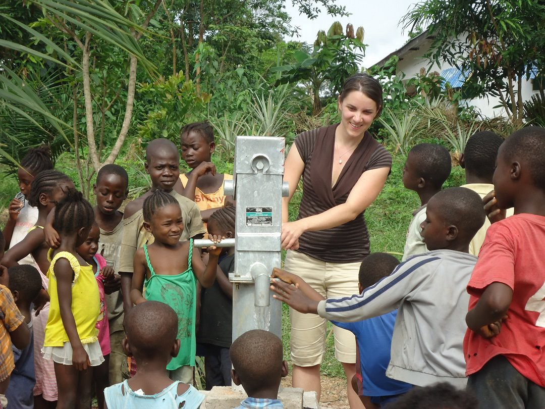 A REFLECTION ON THE WEST AFRICAN EBOLA CRISIS: A PROFILE OF LEAH MCMANUS