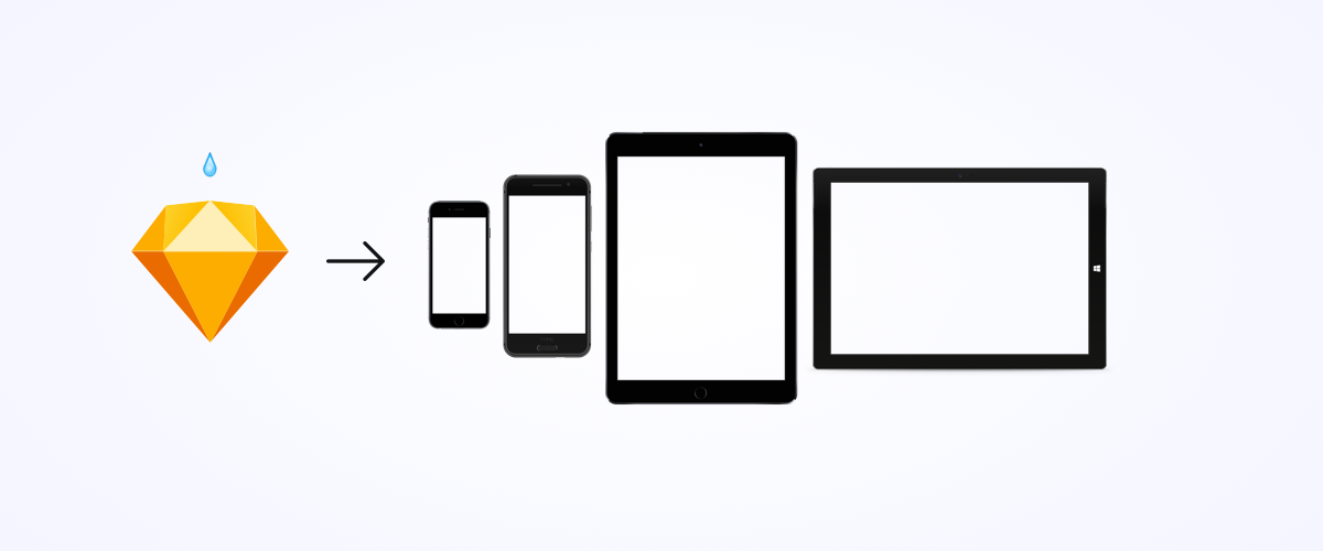 how to make your ui design fully responsive with sketch part 2