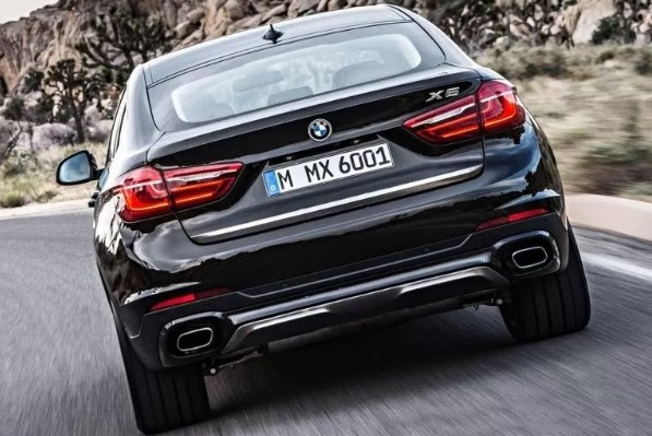 The Upcoming 2019 Bmw X6 Will Plug In Hybrid Mynewdrivecom Medium