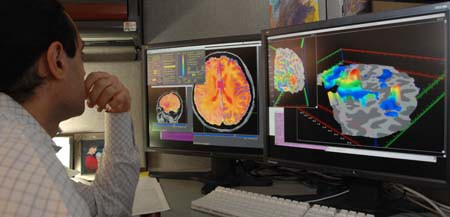 fMRI researcher
