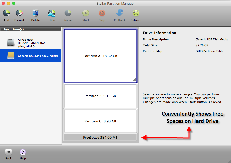 free partition software for mac os x