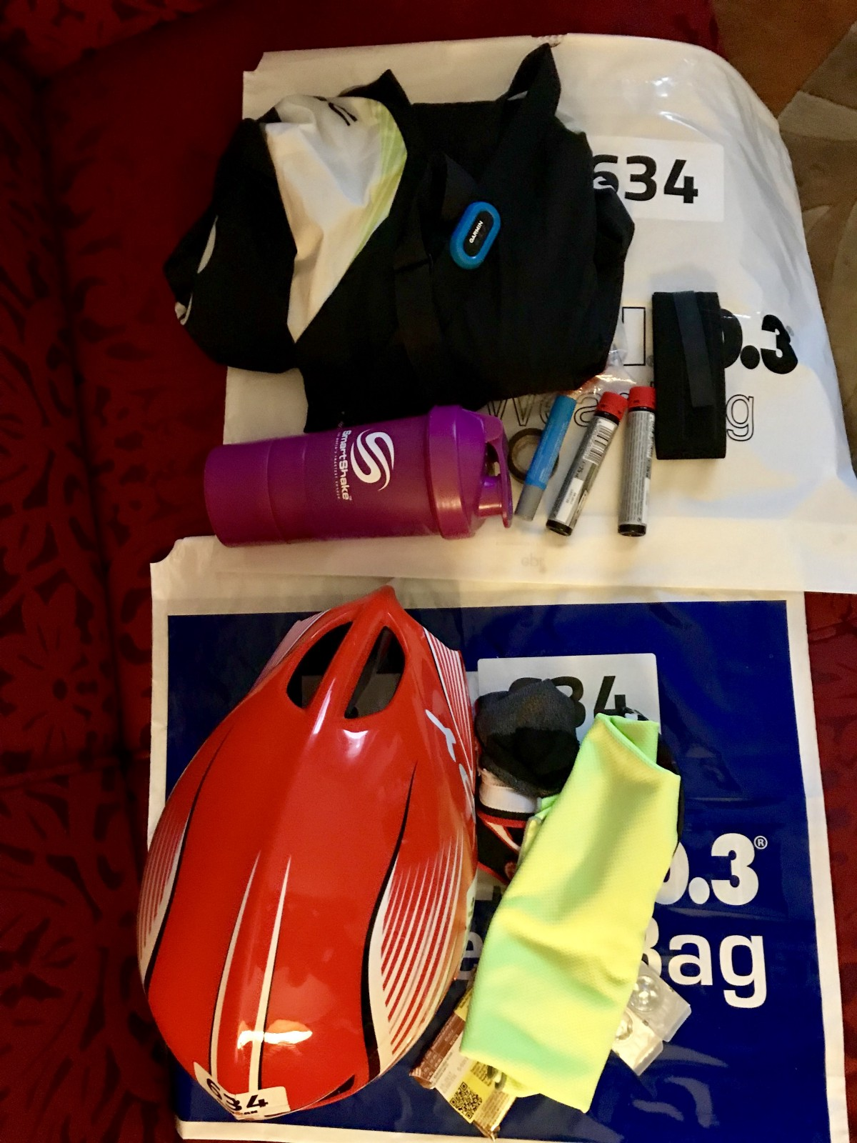 Ironman Checklist Packing Race Day Instarea Life Luggage Tag Head Place The Things On Top Of Your Bag So You Know What Belongs Where And Can Check Easily If Nothing Is Missing