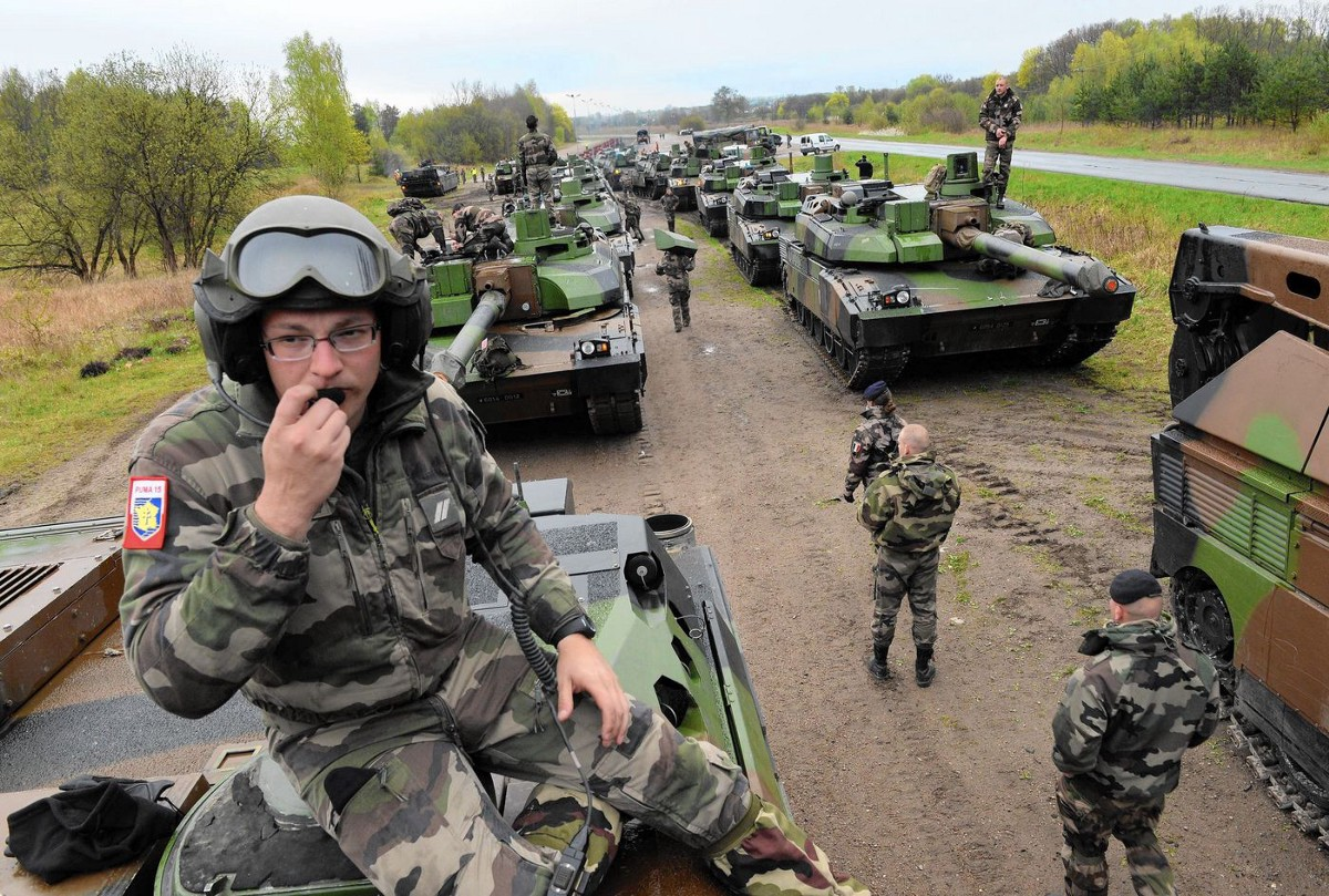 Army Of Us: Army Document: US Strategy To 'dethrone' Putin For Oil