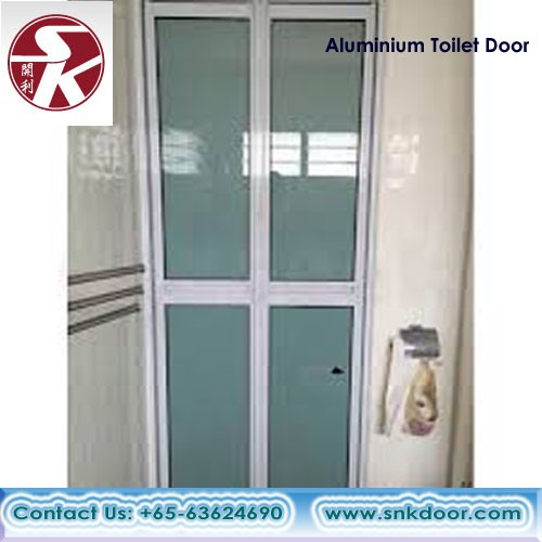 Choose Aluminium Toilet Door To Bring Visual Appearance For Your House