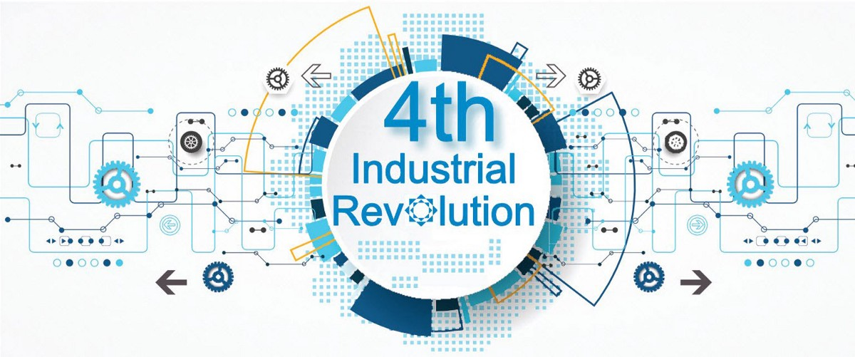4th Industrial Revolution With The Block Chain