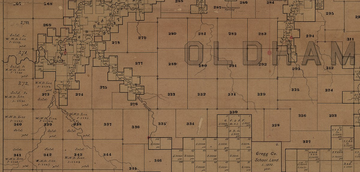 Map Of Xit Ranch Texas.Map Of The Capitol Land Reservation Save Texas History Medium