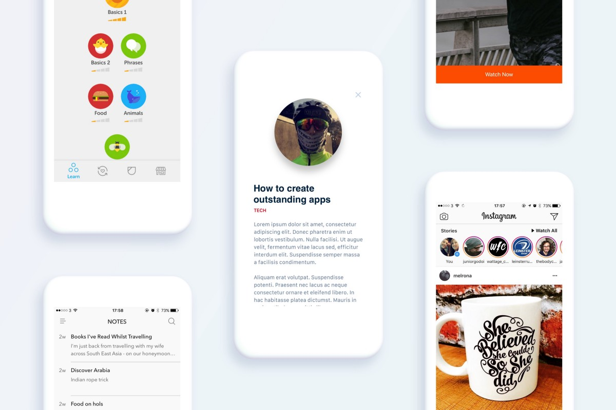 A UX guide for creating awesome apps