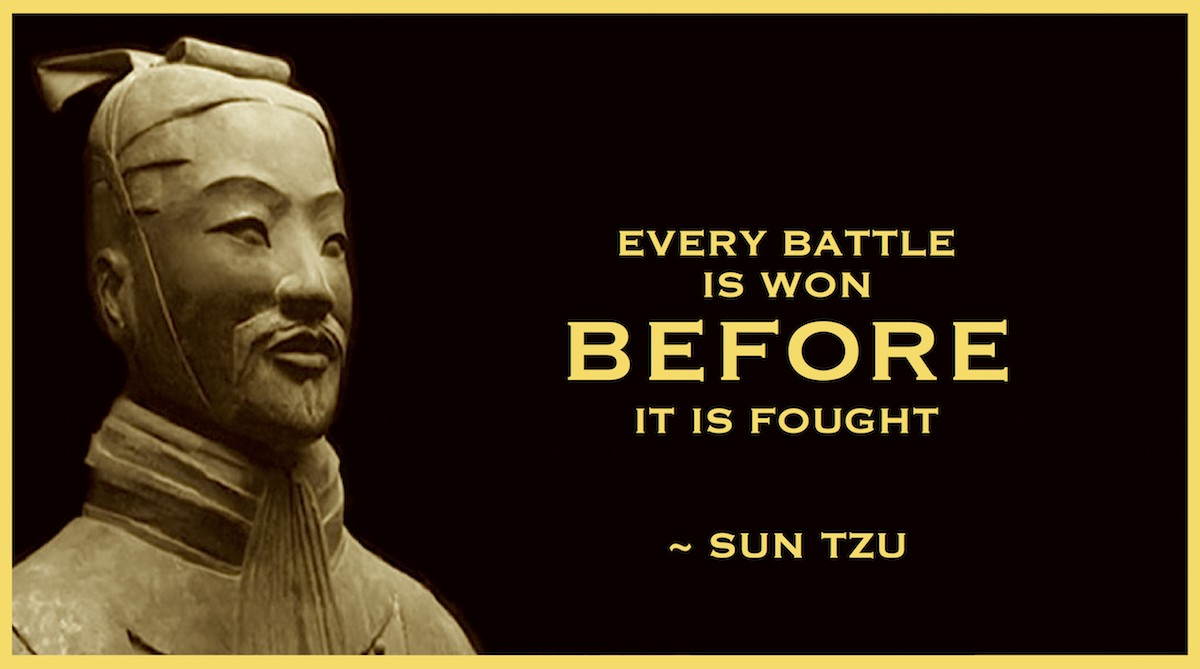 Image result for sun tzu