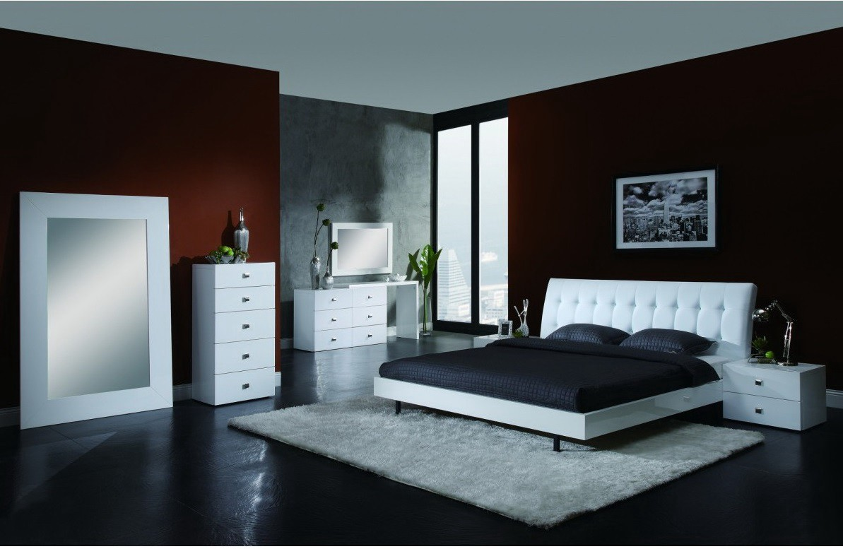 Benefits Of White Furniture In Home Interior