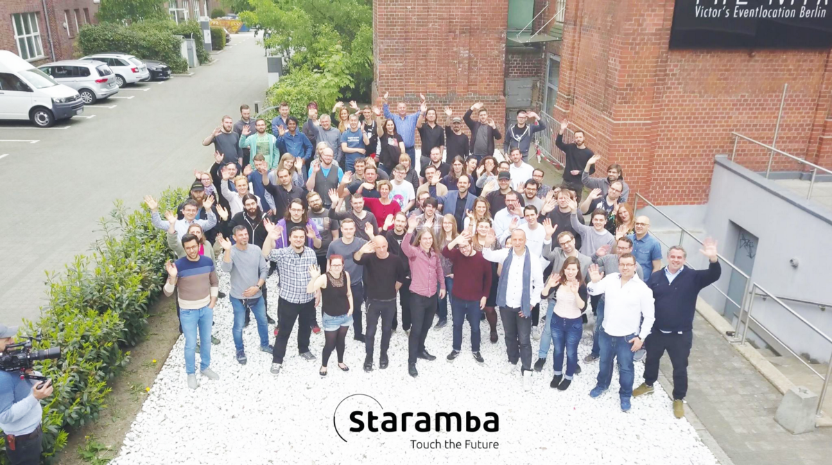 Virtual Reality Market Insights and Why You Should Know and Invest In Staramba
