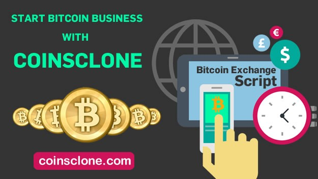 Coins Clone is one of the most popular service provider for Bitcoin