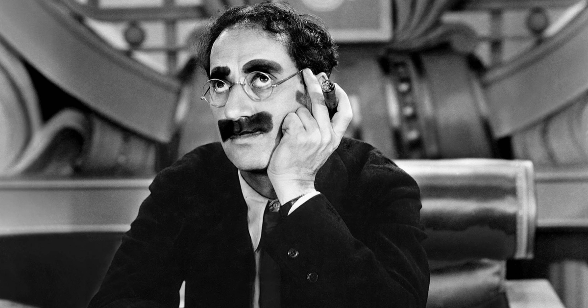 Thoughts From Groucho Or Re Marx On Staying Relevant For 100 Years