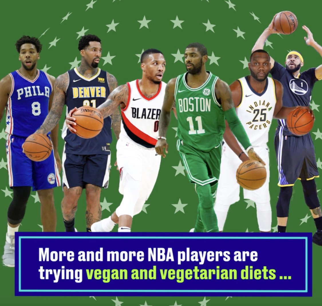 10 famous athletes and their crazy diets