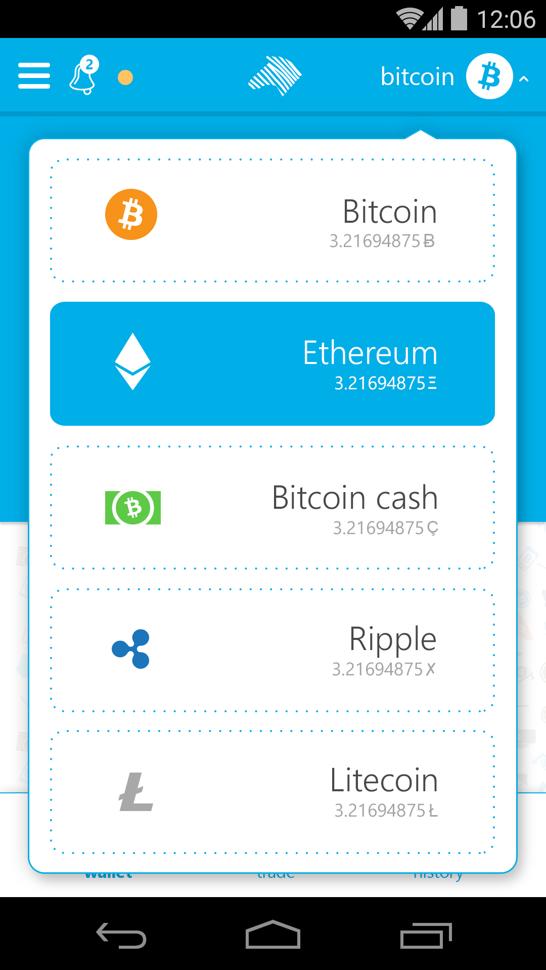 Upcoming features zebpay blog we are actively working on adding new cryptocurrencies and are slated to launch 4 new coins bitcoin cash ethereum ripple and litecoin ccuart Choice Image