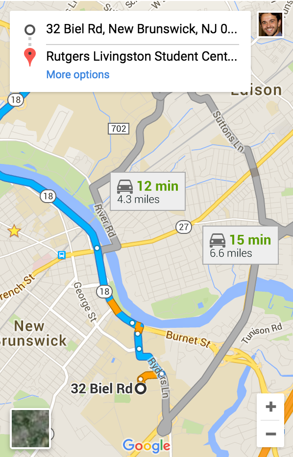 Rutgers Douglass Campus Map.24 Hours In Rutgers Evac An Unreliable Account Of Sandy Relocation