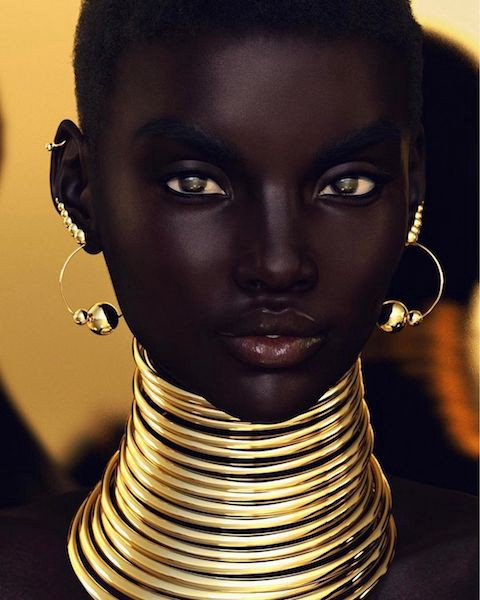 Why A Computer-Generated Dark Skin Model Is Better Than -8817