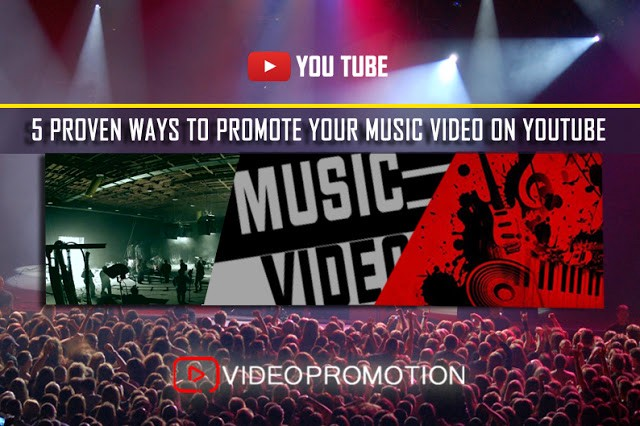 Select Best Music Video Promotion Services and Improve Your Web Traffic