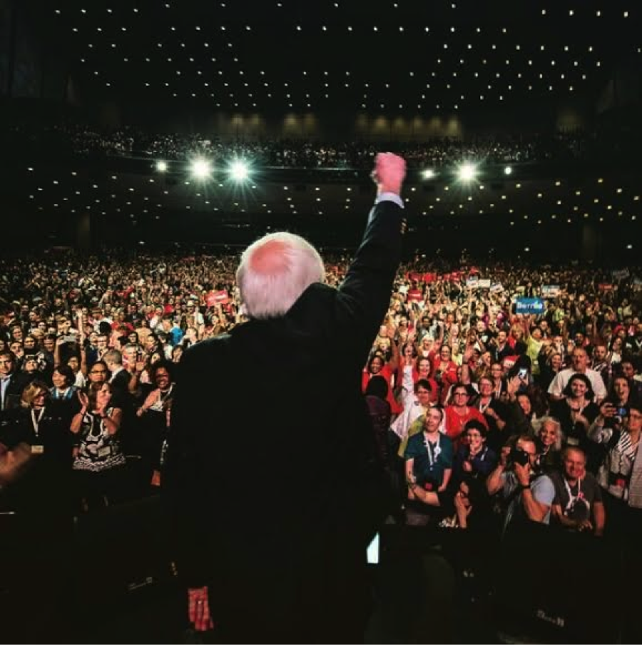 Why Bernie Sanders is the Clear Frontrunner in 2020