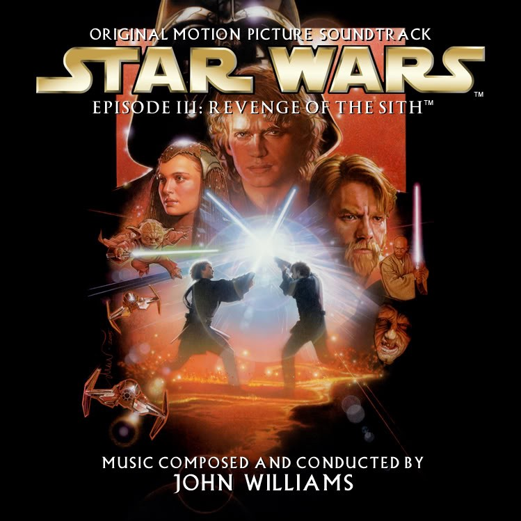 star wars episode 3 music