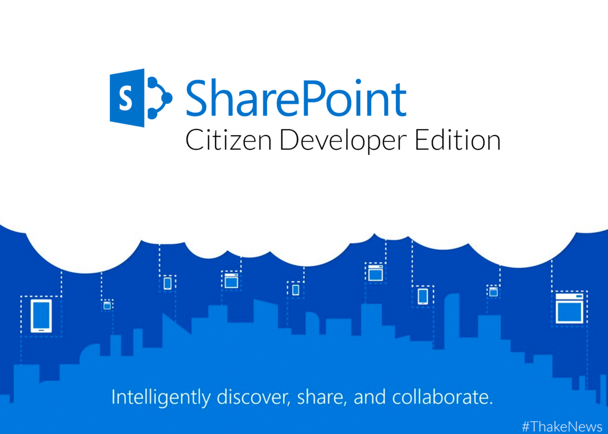 The future of citizen development in SharePoint with the SharePoint Framework