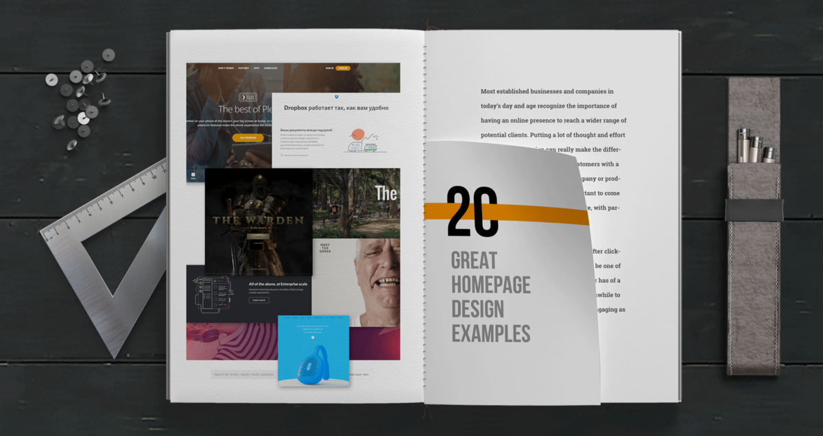 20 greatest home page design examples muzli design inspiration