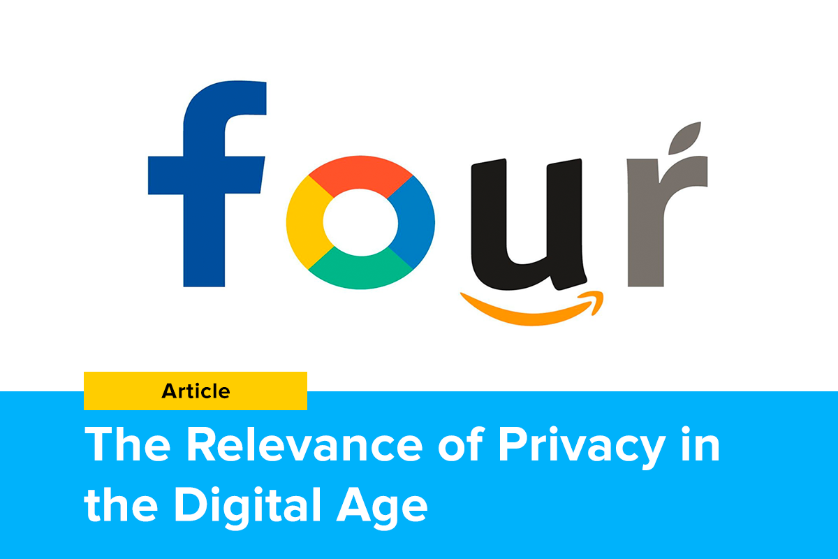 The Relevance of Privacy in the Digital Age – SOVA – Medium