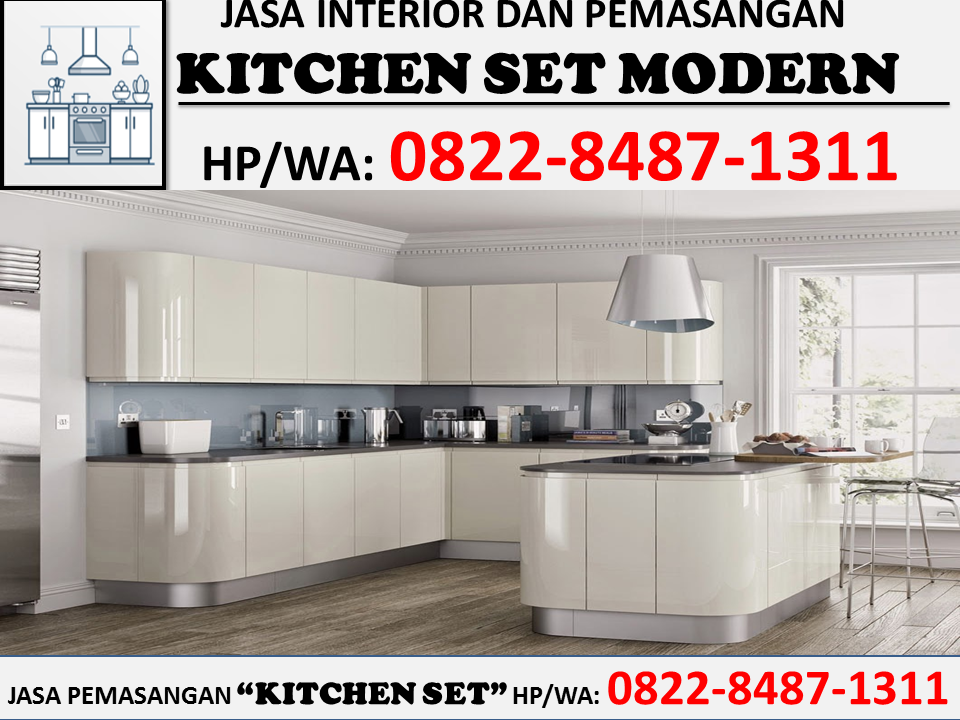 Hp Wa 0822 8487 1311 Tsel Jual Kitchen Set Batam