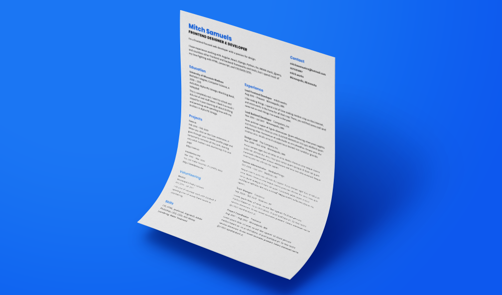 four free modern resume templates  u0026 themes for your linkedin profile