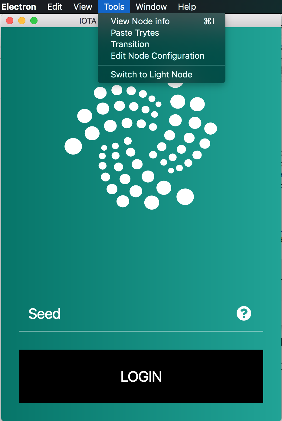 Image result for iota seed