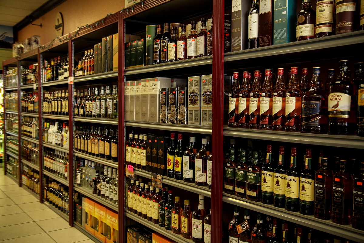 Does Your Startup Idea Pass The Liquor Store Test