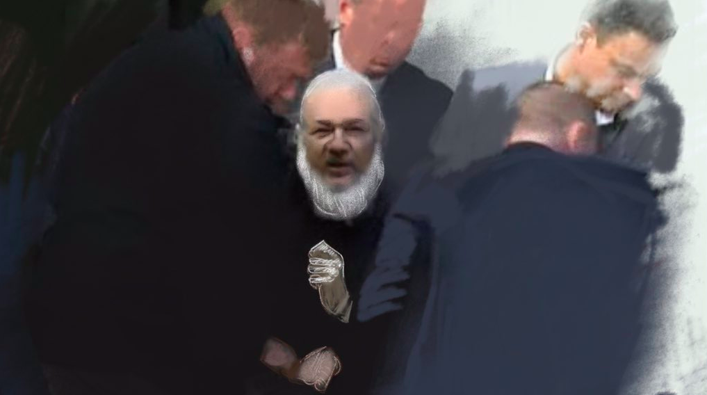 Assange Has Been Arrested For US Extradition. The Time To Act Is Now.