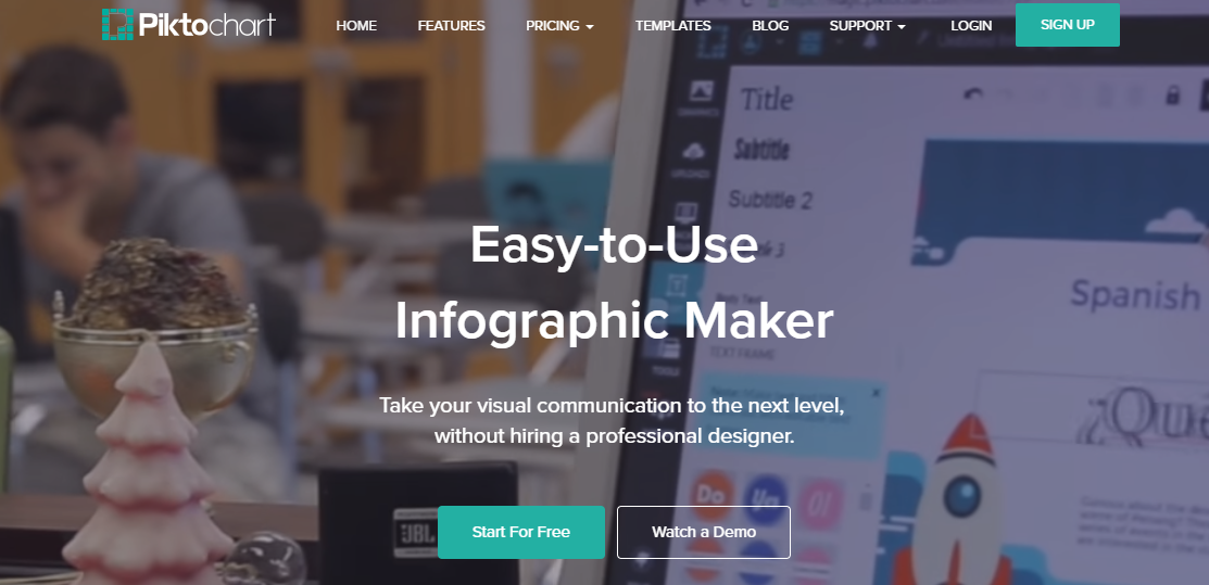 Case study: How Piktochart found two brilliant jobbaticlers