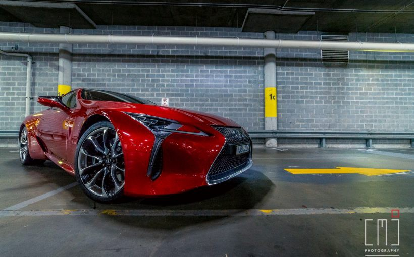 The New Hotness 2017 Lexus Lc 500 And Lc 500h Review