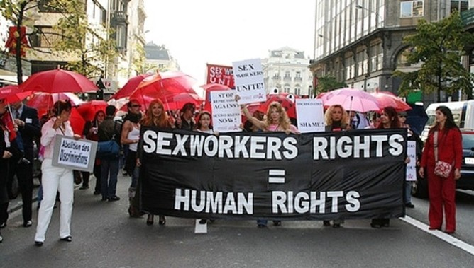 United sex workers of america