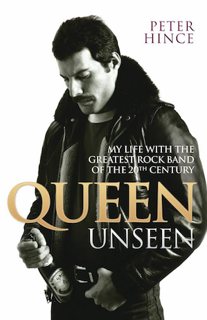 34ec5b46e0 Excerpted from Queen Unseen by Peter Hince. Available now