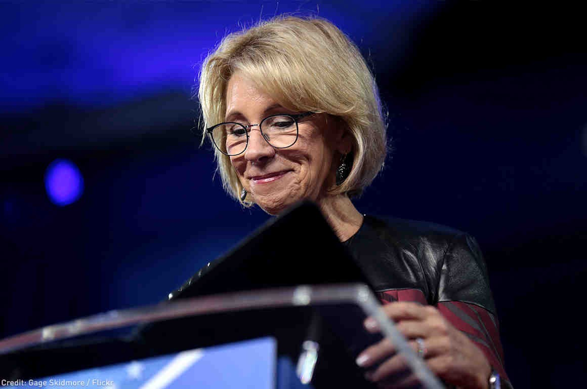 Bad News For Office For Civil Rights >> The Miseducation Of Betsy Devos Apologies Lauryn Hill