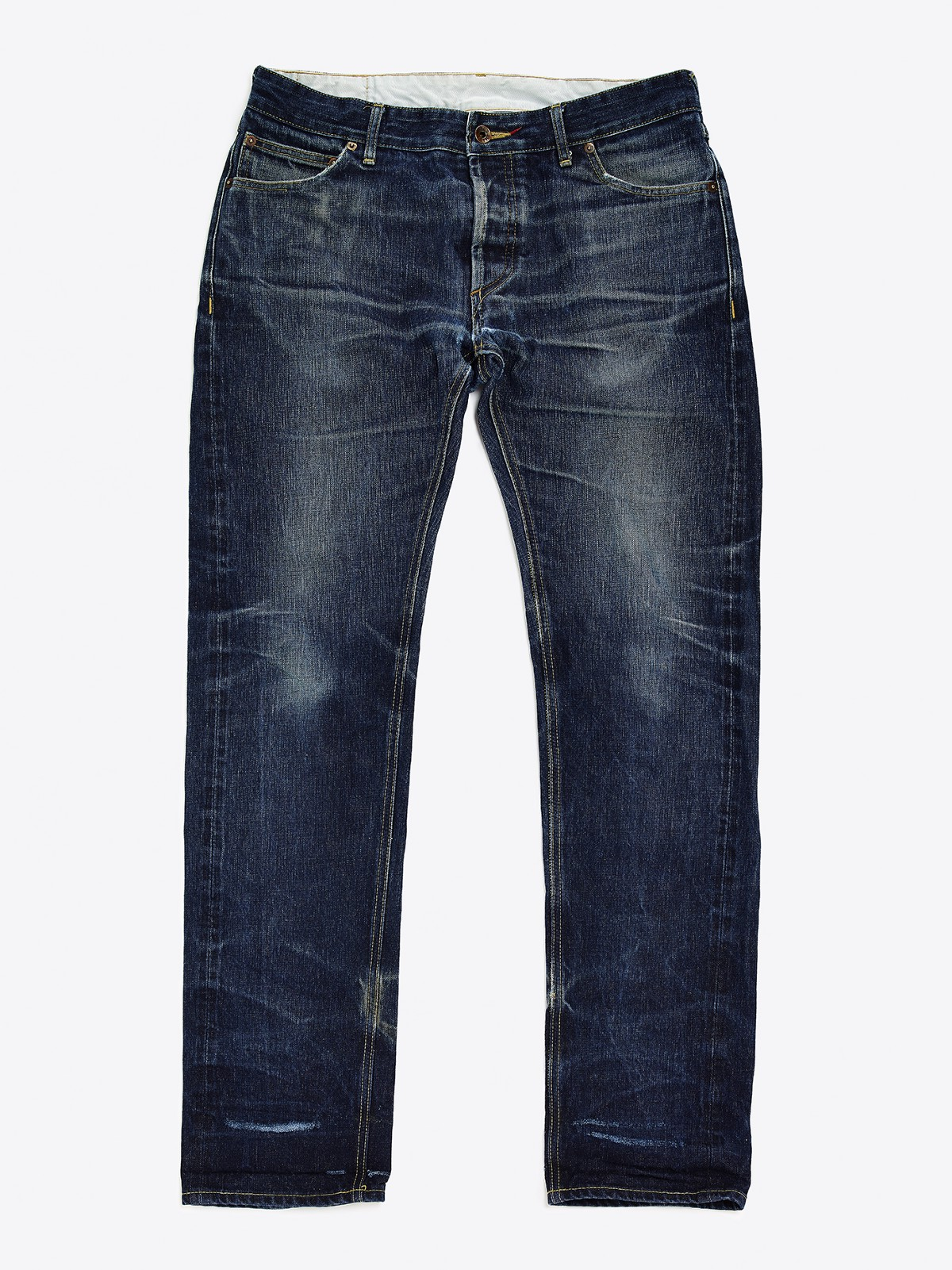 8de07c66 How to wash a pair of selvedge jeans? – A Small Giant – Medium