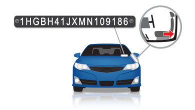 All you Wanted to Know About Vehicle Identification Numbers
