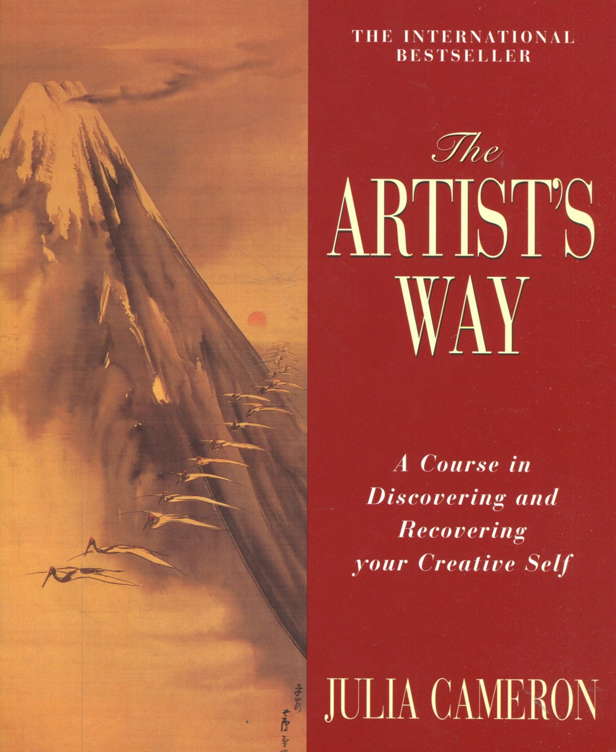 The Artist's Way, by Julia Cameron, is a 12 week do-it-yourself creativity  course that I started in Sep 16 and finished in Dec 16.